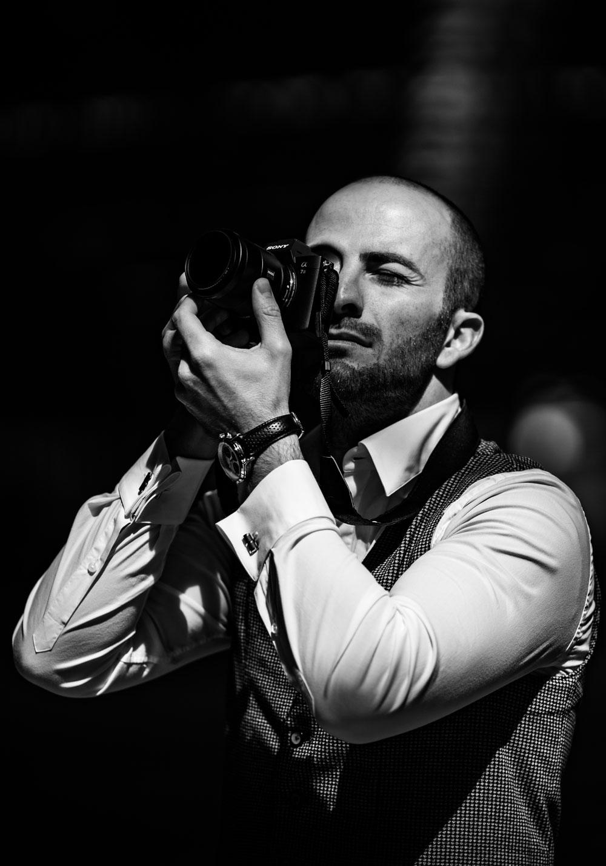 Davide Stillitano - wedding videographer