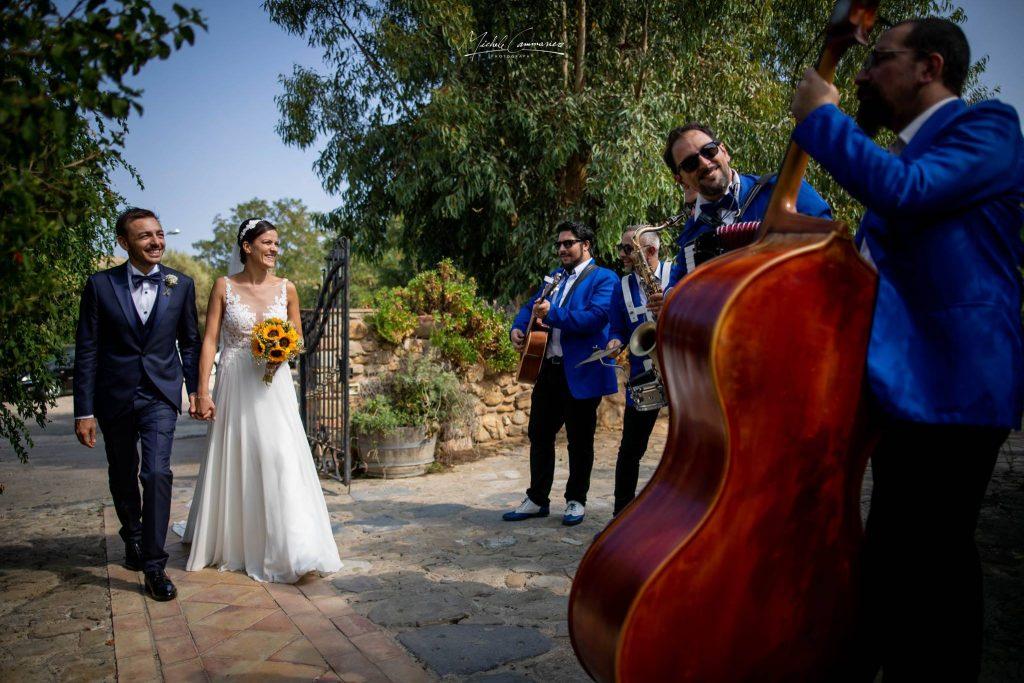 videografo di matrimoni