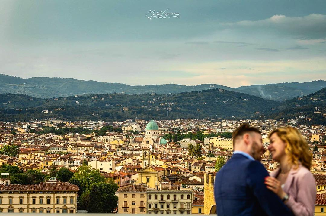 Tuscany wedding video