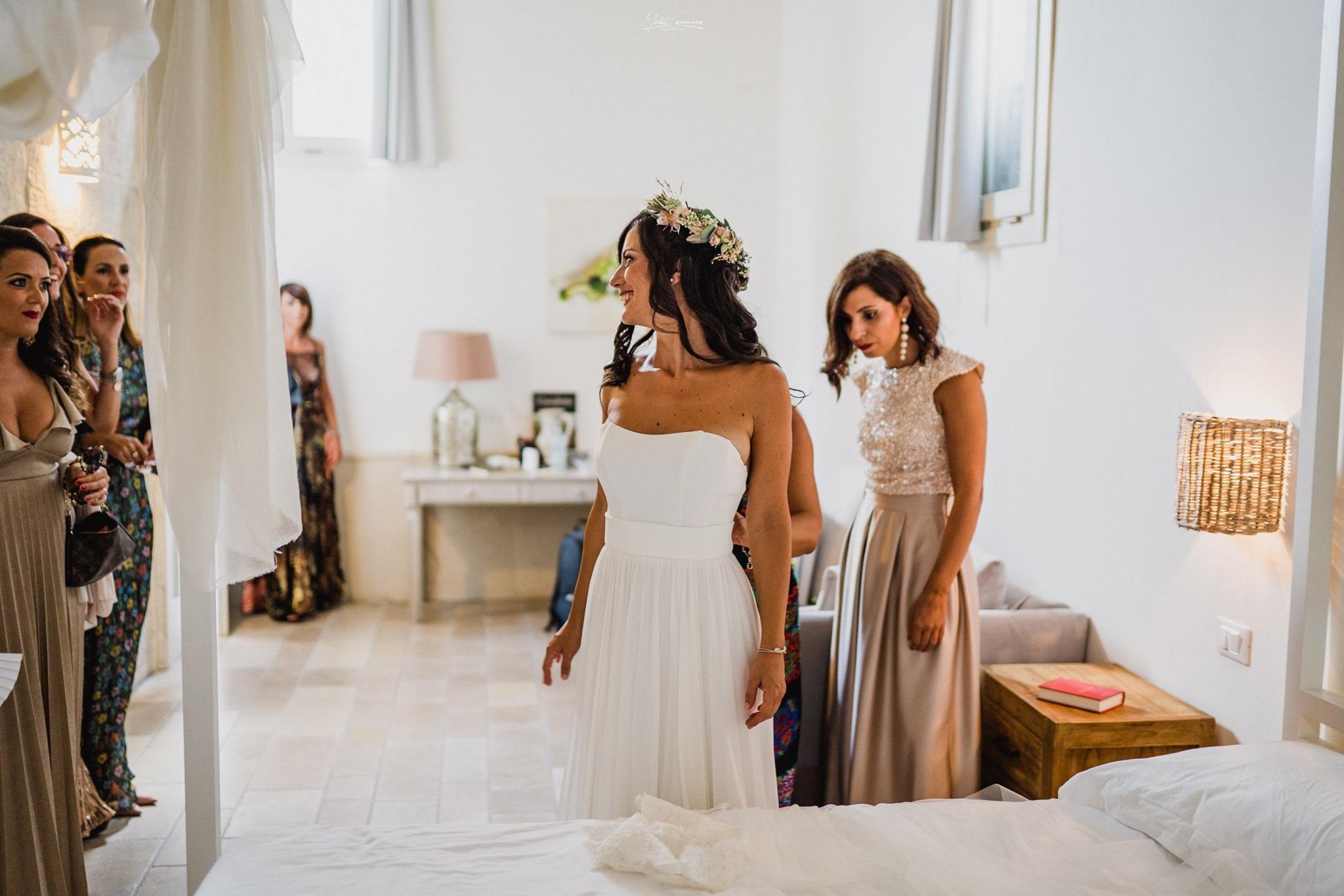 Getting married in Puglia