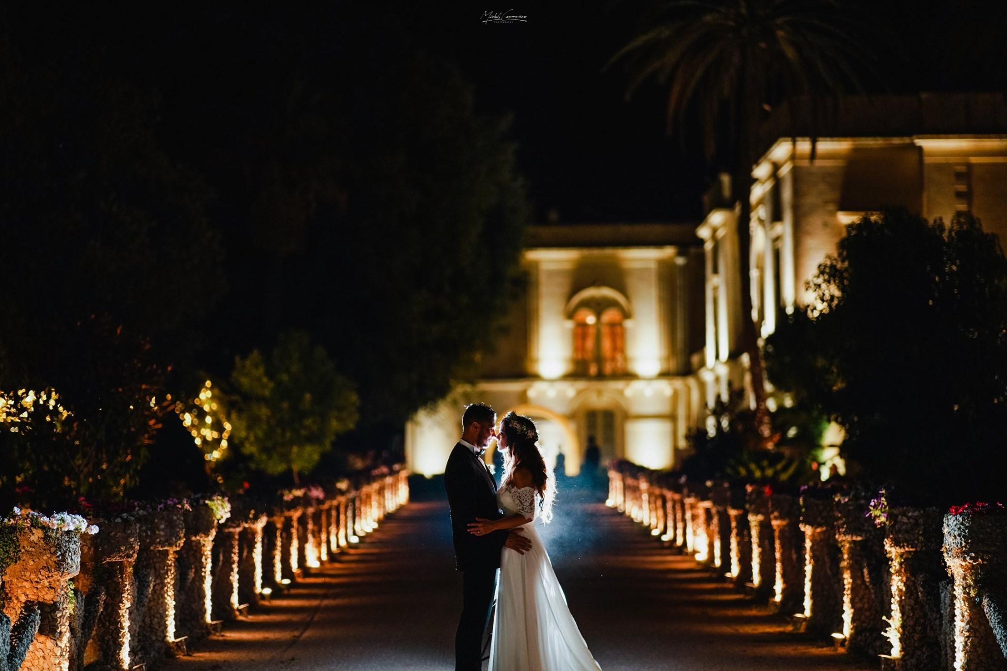 Villa Zaira wedding location in Salento