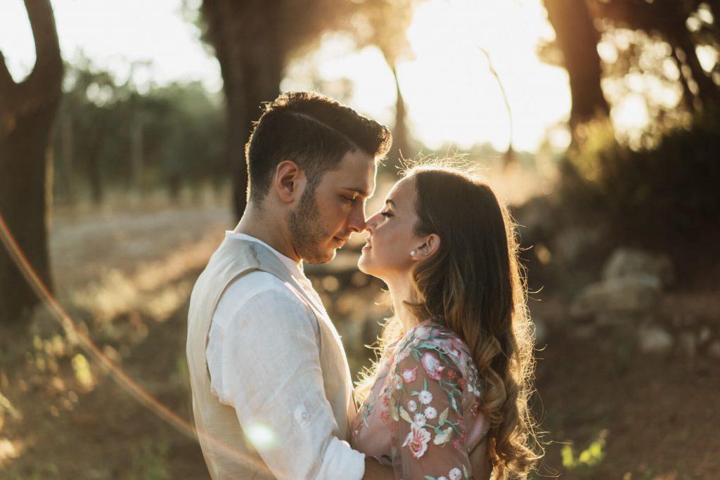 destination wedding videographer in italy