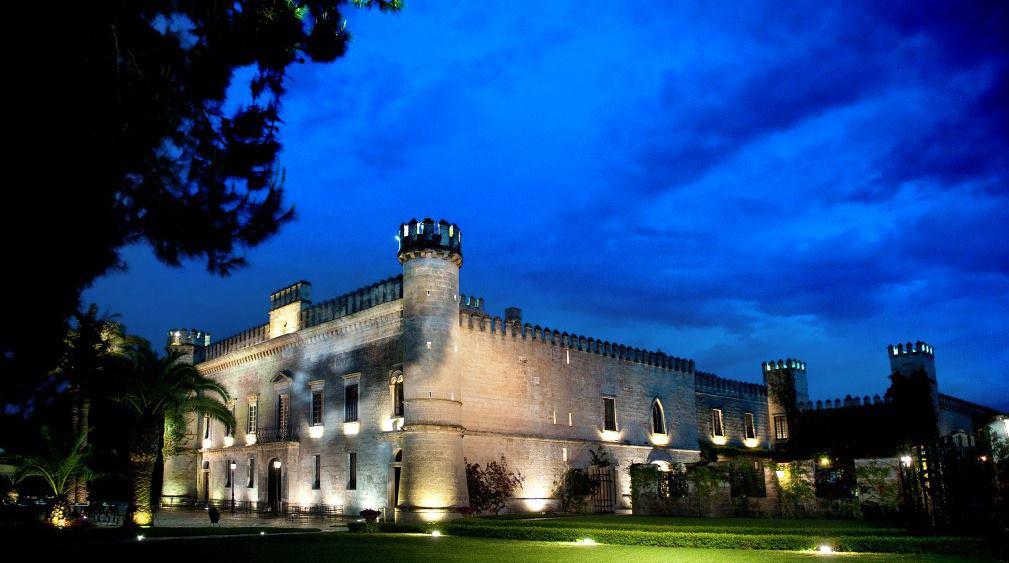 Castello Monaci Puglia Italy