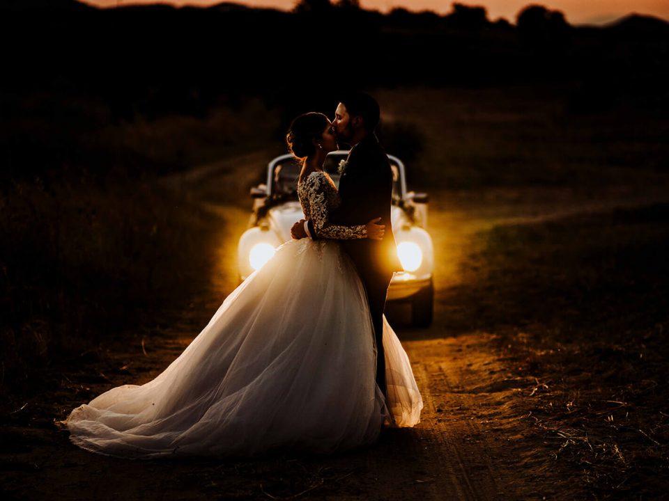 videografo di matrimonio