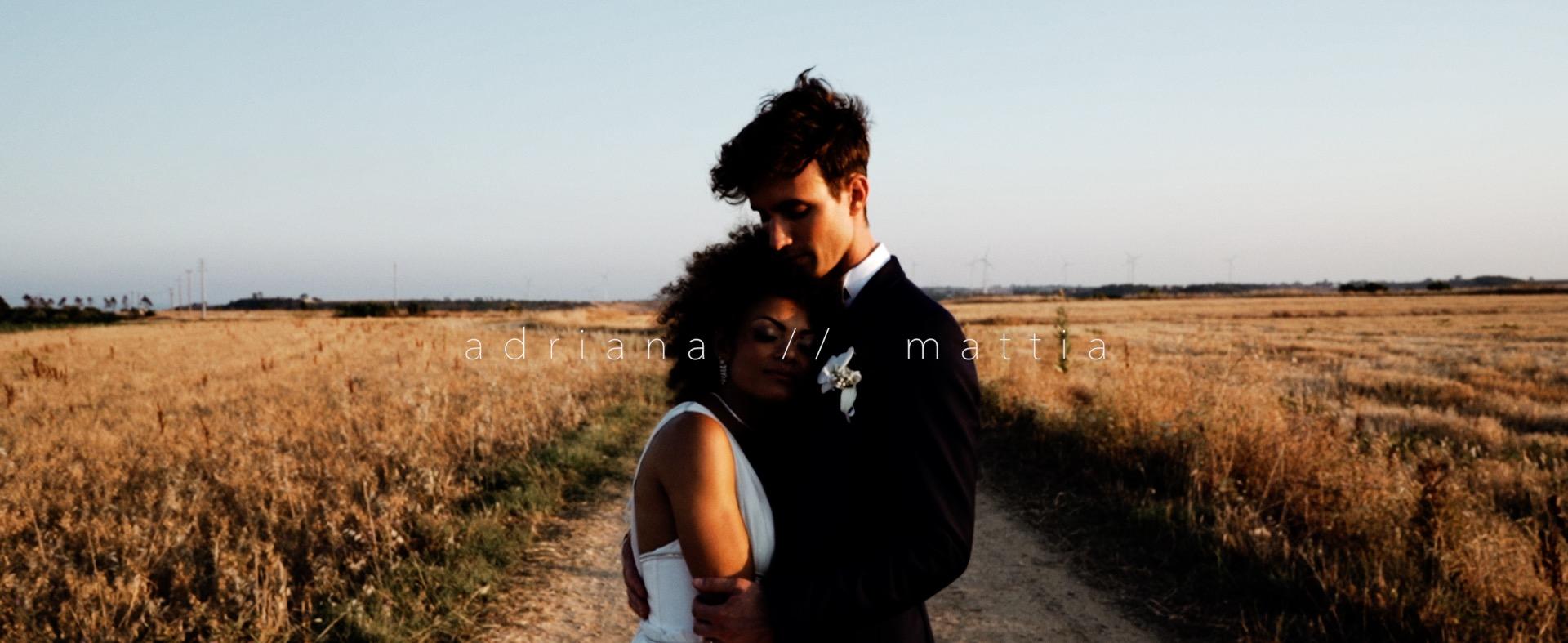 Adriana e Mattia - Cover