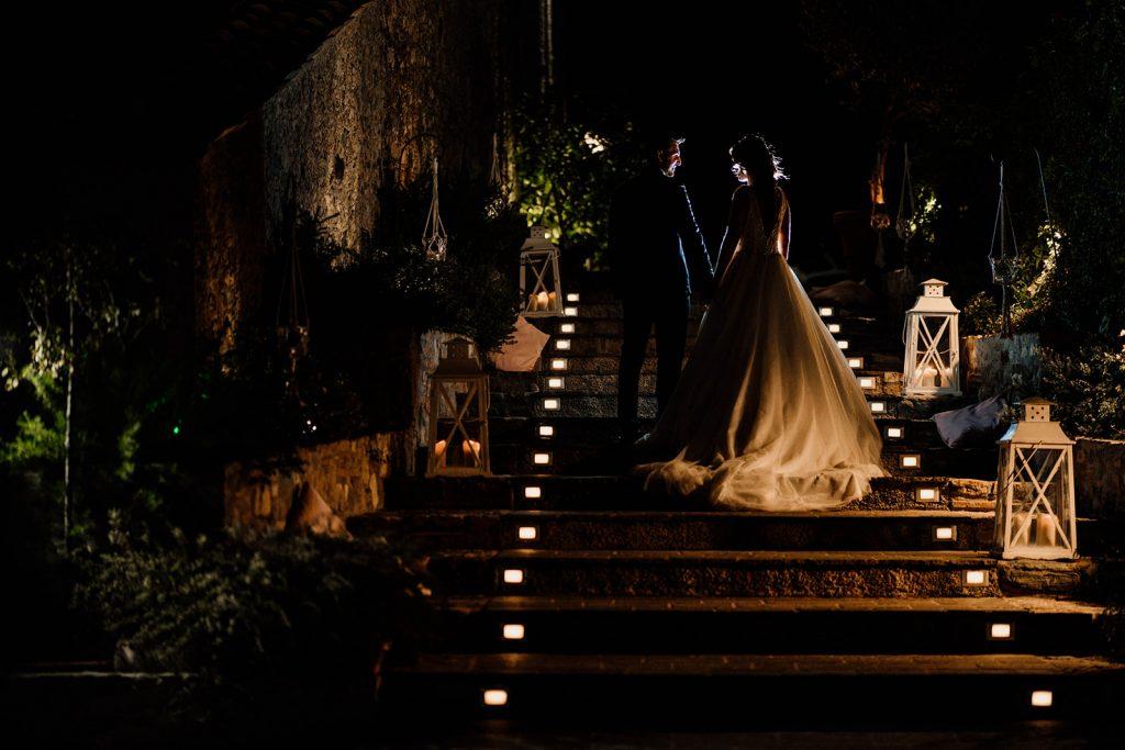Wedding at tenuta calivello