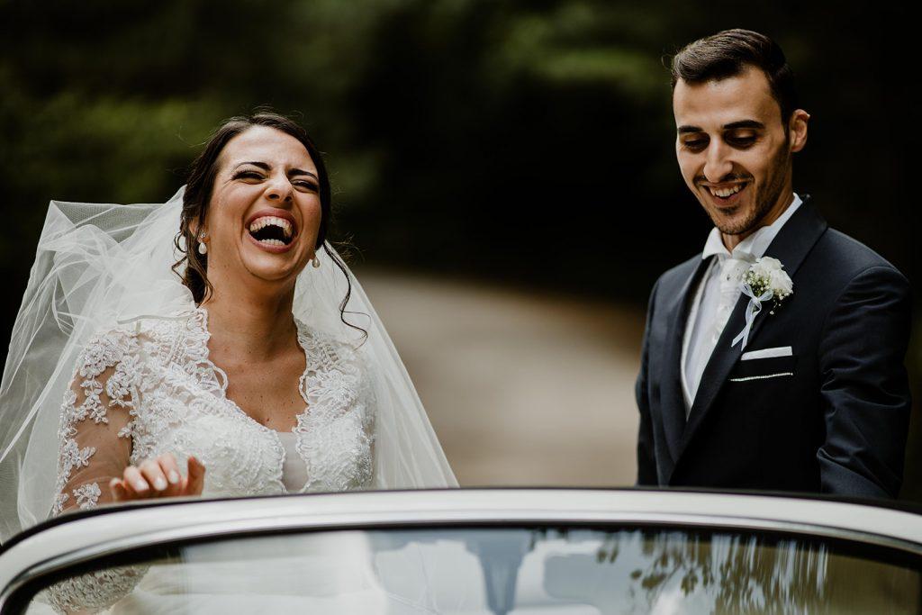 Video matrimonio divertente