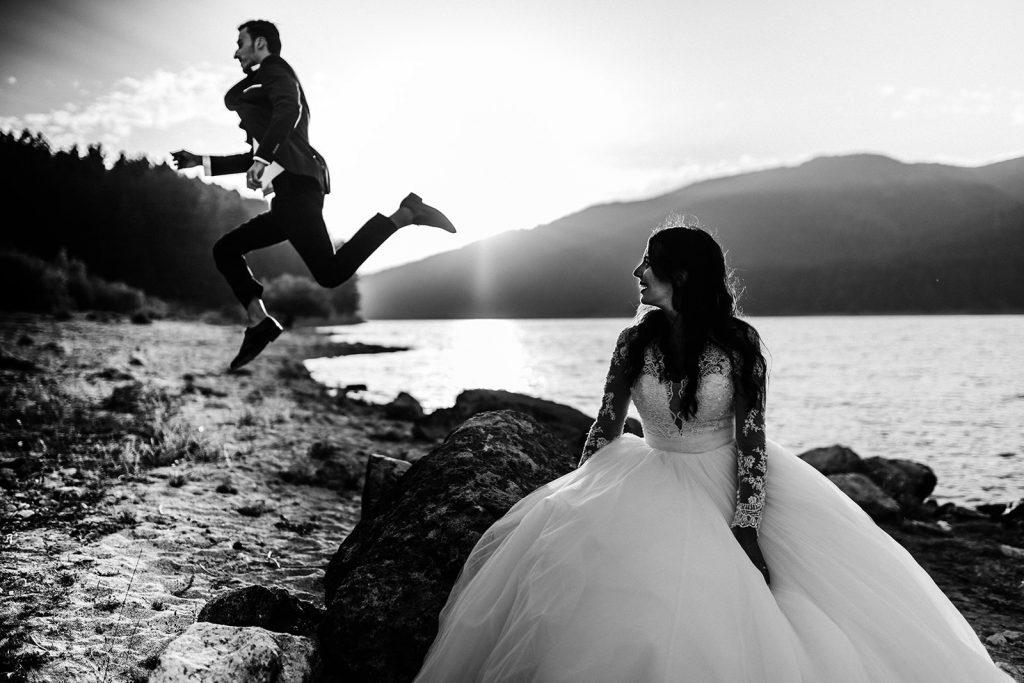 foto di matrimonio in sila